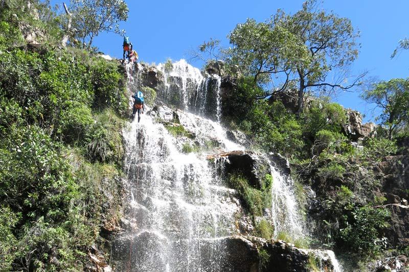 Cachoeira da Água Fria - Chapada dos Veadeiros