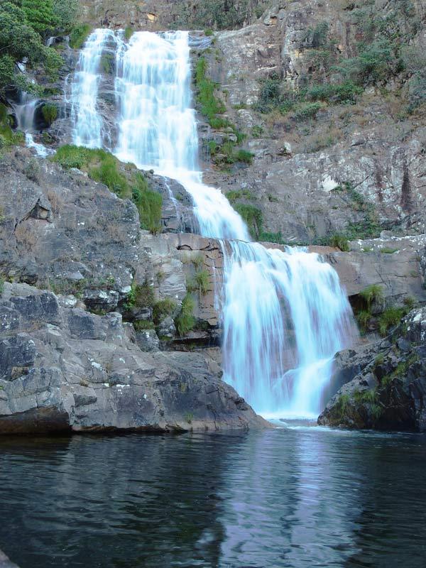 Cachoeira Candaru - Chapada dos Veadeiros