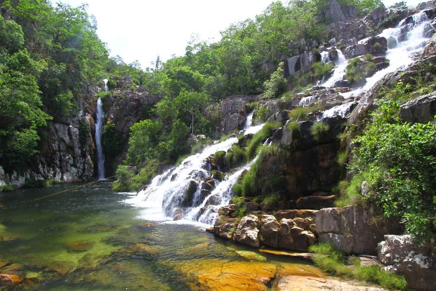 Cachoeira da Capivara - Chapada dos Veadeiros