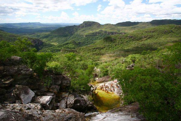 Cachoeira do Abismo - Chapada dos Veadeiros