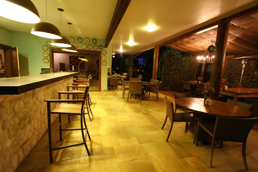 Restaurante Casa da Lua