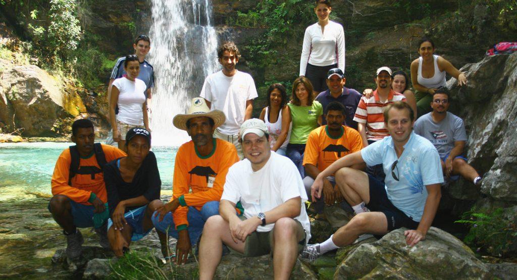 turismo corporativo com a travessia ecoturismo
